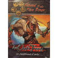 Legend of the Five Rings Oni's Fury Booster Pack