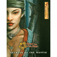Legend of the Five Rings Oriental Adventures Secrets of the Mantis RPG Book