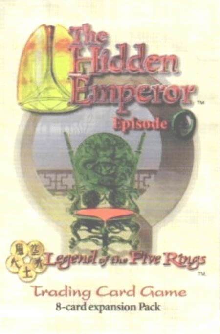 Legend of the Five Rings The Hidden Emperor Episode 4 Booster Pack
