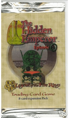 Legend of the Five Rings The Hidden Emperor Episode 4 Combo Box
