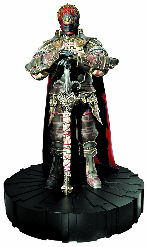 Legend of Zelda Twilight Princess Ganondorf Statue