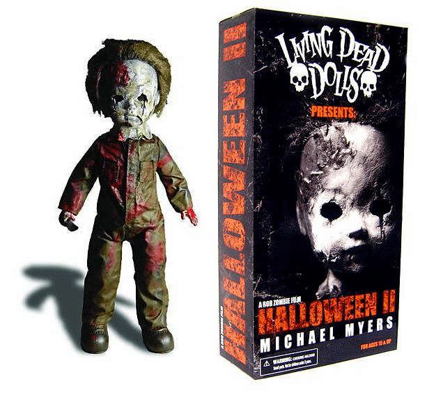 Living Dead Dolls Halloween II Michael Myers Doll