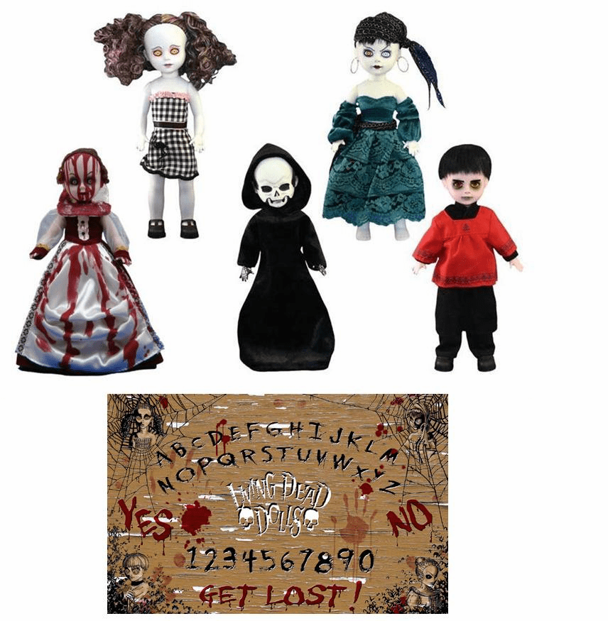 Living Dead Dolls Series 15 Set