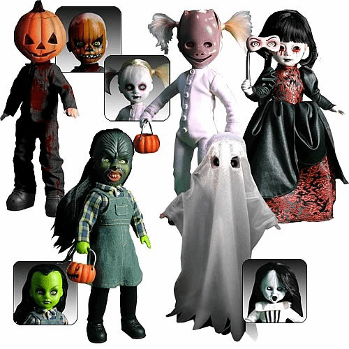 Living Dead Dolls Series 16 Set