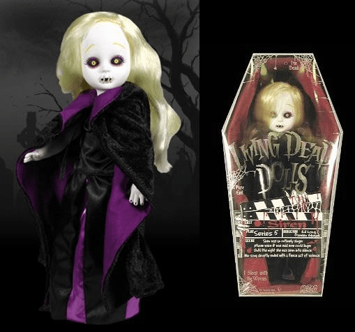 Living Dead Dolls Series 5 Siren Figure