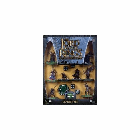 Lord of the Rings Combat Hex Starter Set