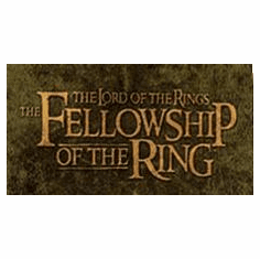 Lord of the Rings Fellowship of the Ring  Action Figures and Statues