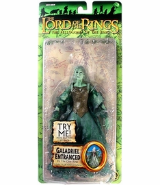 Lord of the Rings Fellowship of the Ring Galadriel Entranced Figure