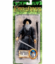 Lord of the Rings Fellowship of the Ring Gandalf the Grey Figure