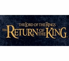 Lord of the Rings Return of the King Action Figures and Statues
