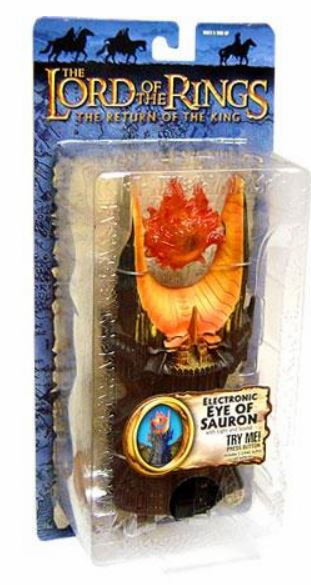 Lord of the Rings Return of the King Electronic Eye of Sauron