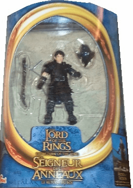 Lord of the Rings Return of the King Frodo in Goblin Disguise Figure