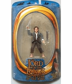 Lord of the Rings Return of the King Prologue Bilbo Figure