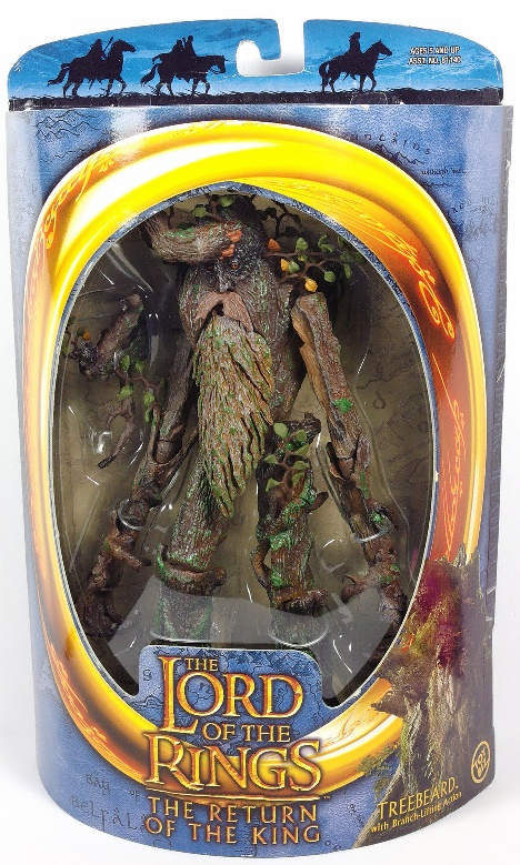 Lord of the Rings Return of the King Treebeard Action Figure