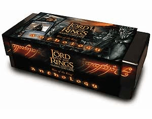 Lord of the Rings The War of the Ring Anthology Box Set