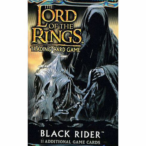 Lord of the Rings Trading Card Game Black Rider Booster Pack