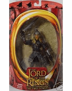 Lord of the Rings Two Towers Eomer Action Figure