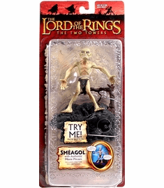 Lord of the Rings Two Towers Smeagol Action Figure
