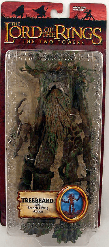 Lord of the Rings Two Towers Treebeard Action Figure