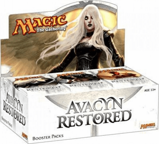 Magic The Gathering Avacyn Restored Sealed Booster Box