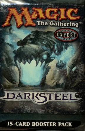 Magic The Gathering Darksteel Booster Pack