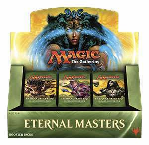 Magic The Gathering Eternal Masters Sealed Booster Box