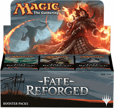 Magic The Gathering Fate Reforged Sealed Booster Box