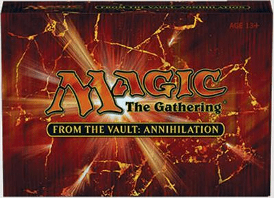 Magic The Gathering From the Vault Annihilation Box Set