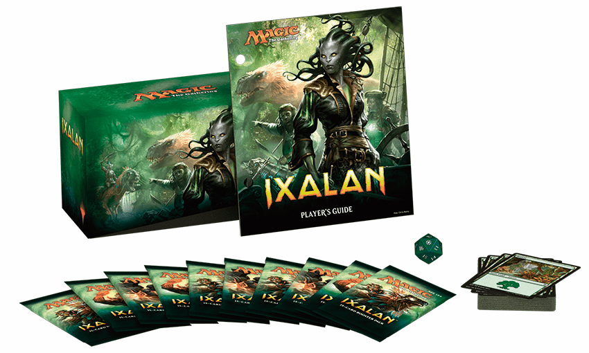 Magic the Gathering Ixalan Fat Pack Bundle
