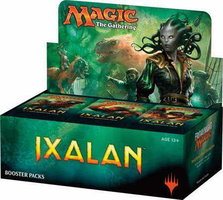 Magic The Gathering Ixalan Sealed Booster Box