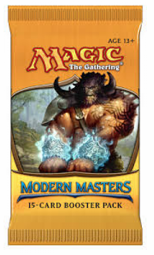 Magic The Gathering Modern Masters 2013 Booster Pack