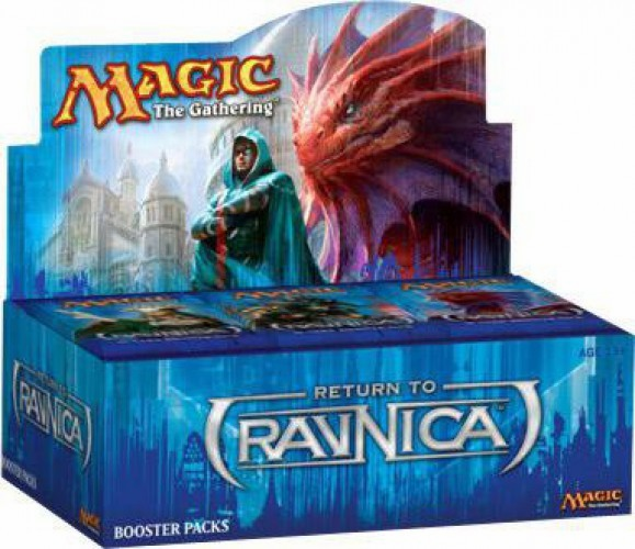 Magic The Gathering Return to Ravnica Sealed Booster Box