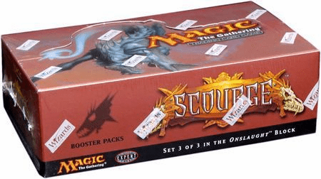 Magic The Gathering Scourge Sealed Booster Box