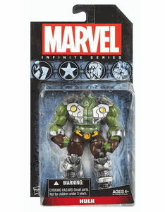 Marvel Avengers Infinite Series Hulk Figure