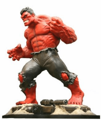 Marvel Bowen Designs Red Hulk Statue