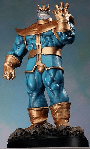 Marvel Bowen Designs Thanos Statue