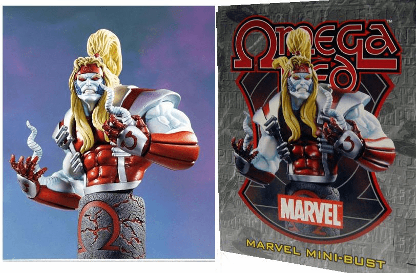 Marvel Bowen Omega Red Mini Bust