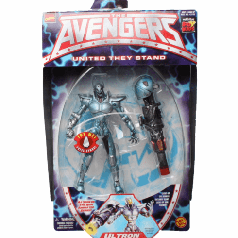 Marvel Comics Avengers Ultron Action Figure