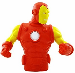 Marvel Comics Classic Iron Man Bust Coin Bank