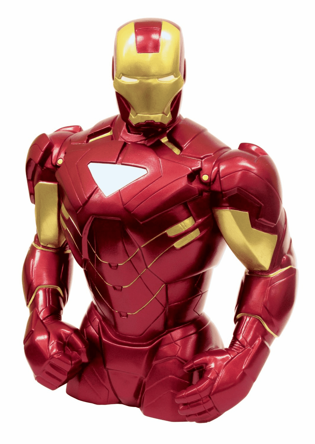 Marvel Comics Iron Man Movie 2 Bust Coin Bank