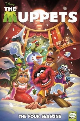 Marvel Comics Muppets Four Seasons Trade Paperback
