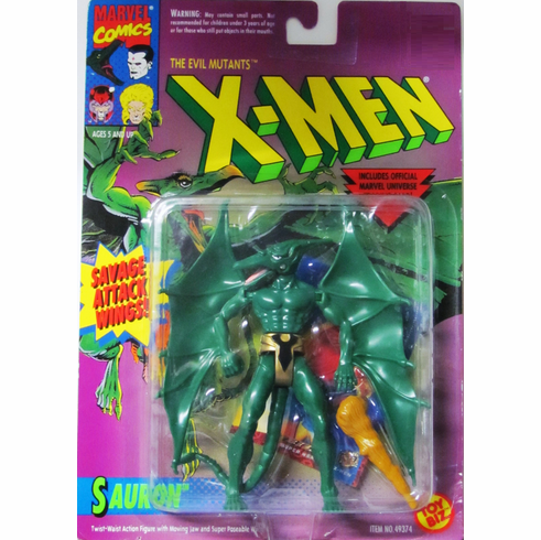 Marvel Comics X-Men Sauron Figure