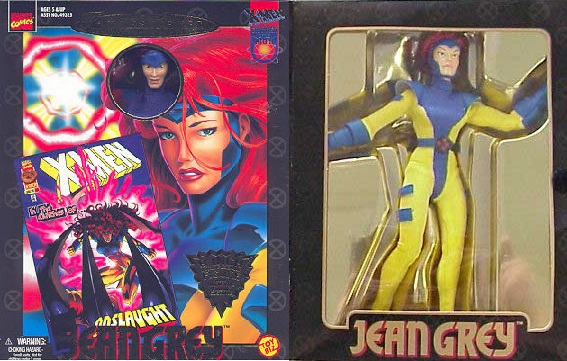 Marvel Famous Covers Jean Grey Action Figure