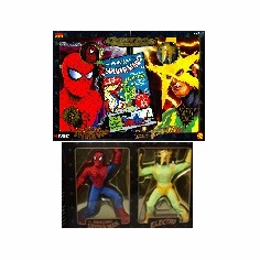 Marvel Famous Covers Spider-Man and Electro Action Figure