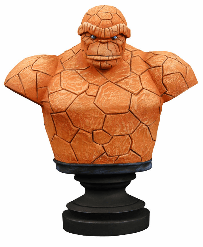 Marvel Icons Thing Bust