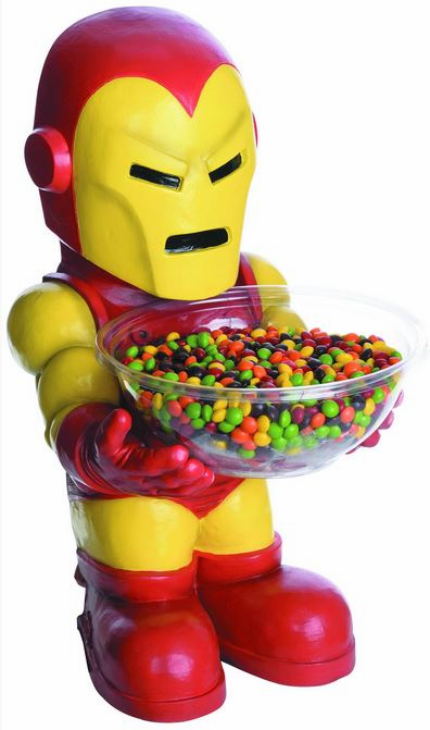 Marvel Iron Man Candy Bowl Holder