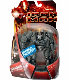 Marvel Iron Man Movie Iron Monger 2 Figure