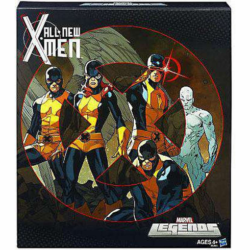 Marvel Legends All New X-Men Exclusive Figure Set