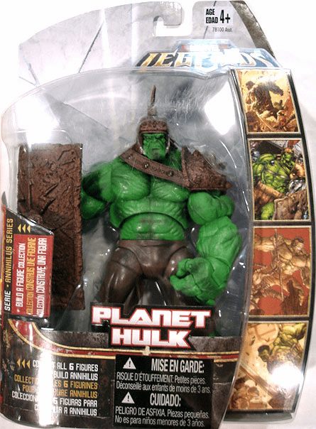 Marvel Legends Annihilus Series Planet Hulk Action Figure