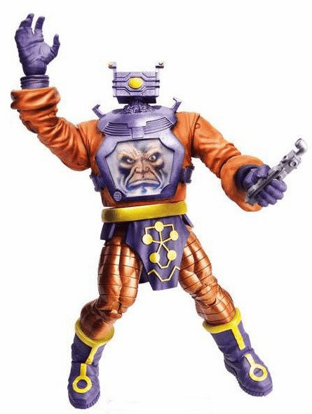 Marvel Legends Arnim Zola Series Action Figures